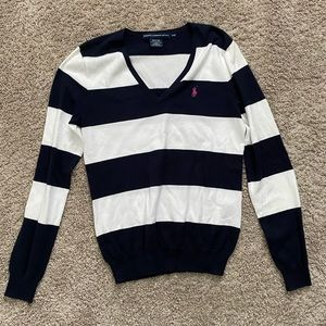 Ralph Lauren Sport Stripped Sweater